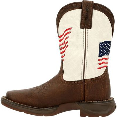 Kids Durango Lil' Rebel Flag Boot DBT0234C