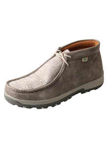 Twisted X Casual Grey Cell Stretch Driving Moc MXC0005