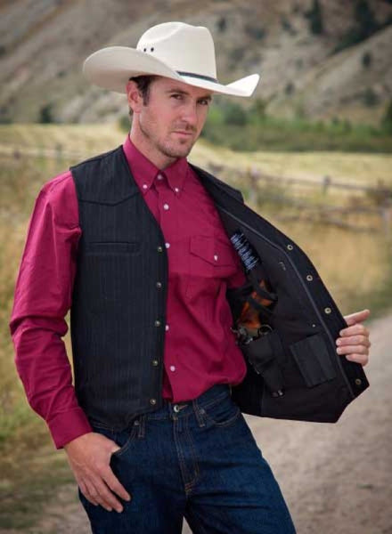 Wyoming Traders Ranger Wool Vest