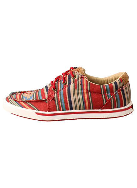 Twisted X Ladies Fiesta Aztec Hooey Loper WHYC018