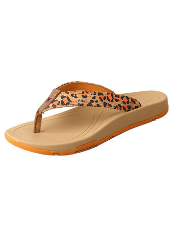 Twisted X Flip Flop WSD0035