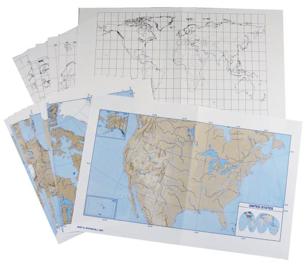 Mapping the World by Heart Package
