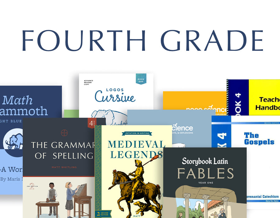 Fourth Grade Bundle