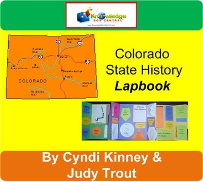 Colorado State Book Package