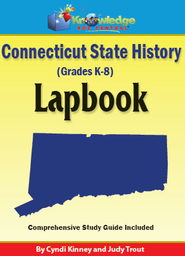 Connecticut History Lapbook (Download)