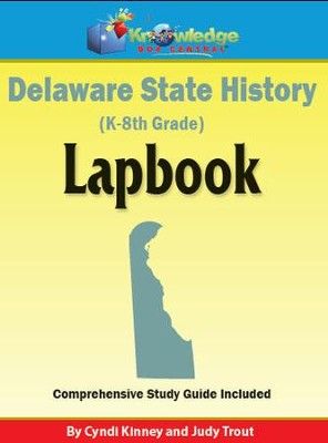 Delaware History Lapbook (Download)