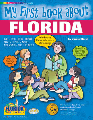 My First Book About Florida