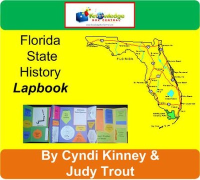 Florida History Lapbook (Download)