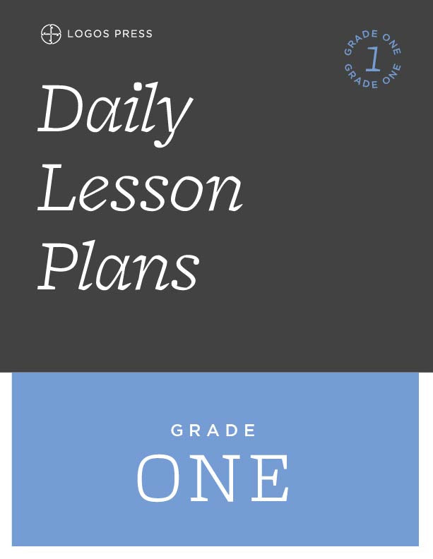 1st Grade Daily Lesson Plans