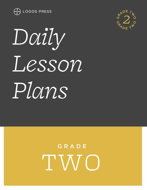 2nd Grade Daily Lesson Plans