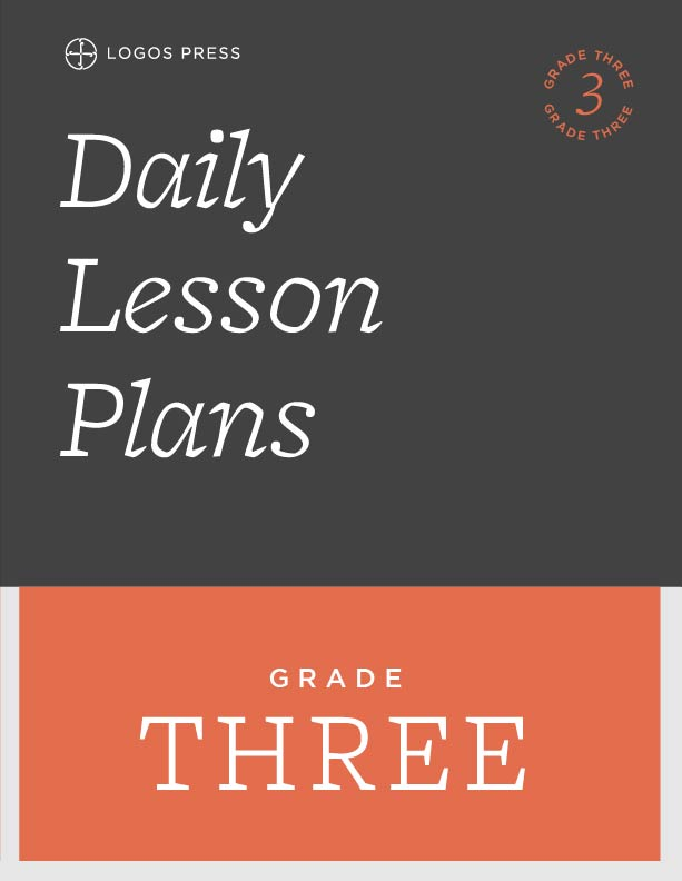 3rd Grade Daily Lesson Plans