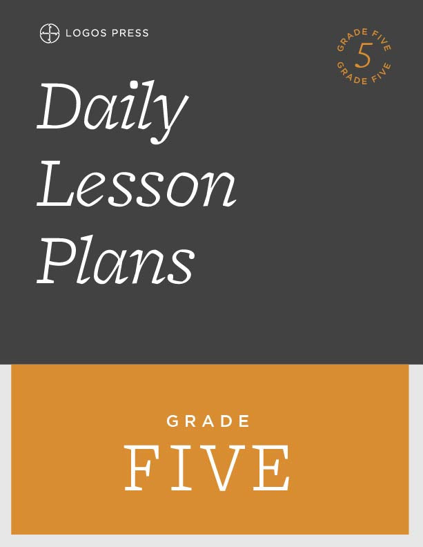 5th Grade Daily Lesson Plans