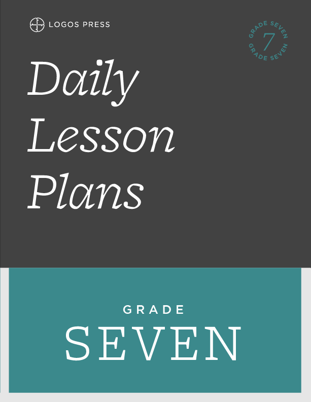 7th Grade Daily Lesson Plans