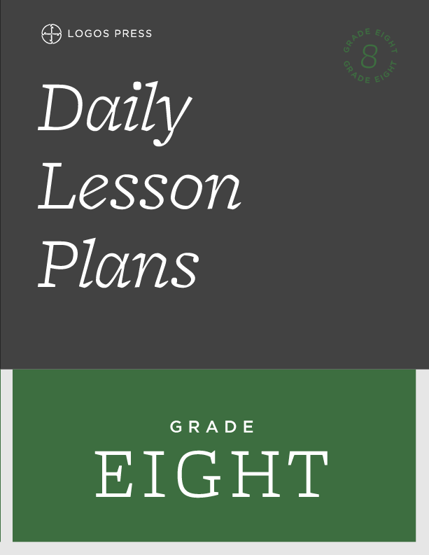 8th Grade Daily Lesson Plans