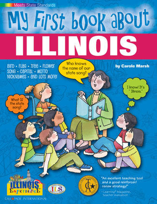 My First Book About Illinois