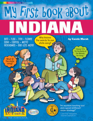 My First Book About Indiana