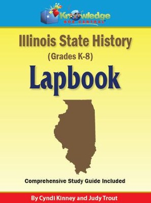 Illinois History Lapbook (Download)