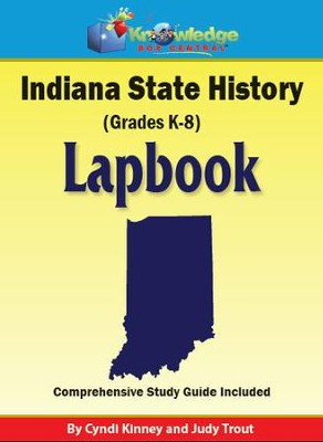 Indiana History Lapbook (Download)