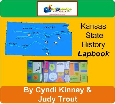 Kentucky History Lapbook (Download)