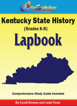 Kentucky State Book Package