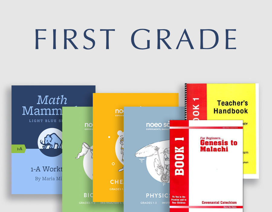 First Grade Bundle