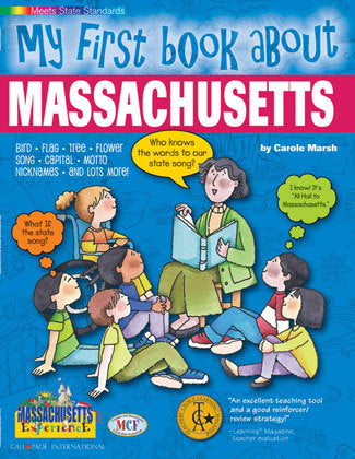 My First Book About Massachusetts