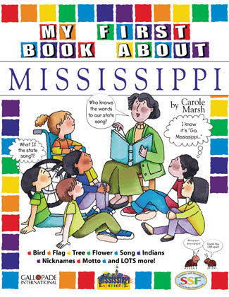 My First Book About Mississippi