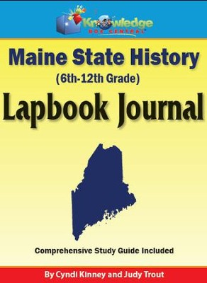 Maine History Lapbook (Download)