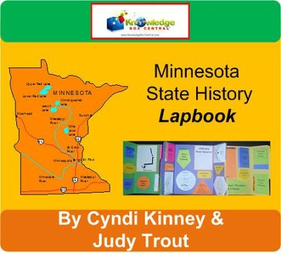 Minnesota State Book Package