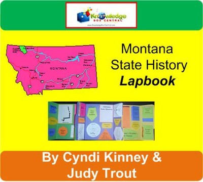 Montana State Book Package