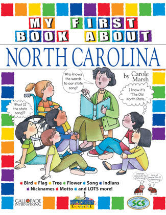 My First Book About North Carolina
