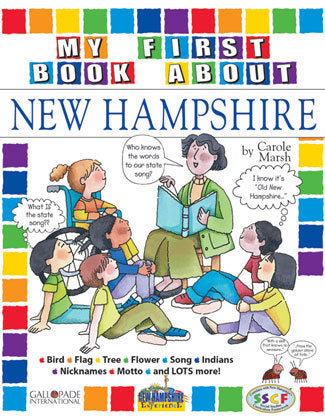 My First Book About New Hampshire