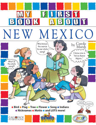 My First Book About New Mexico