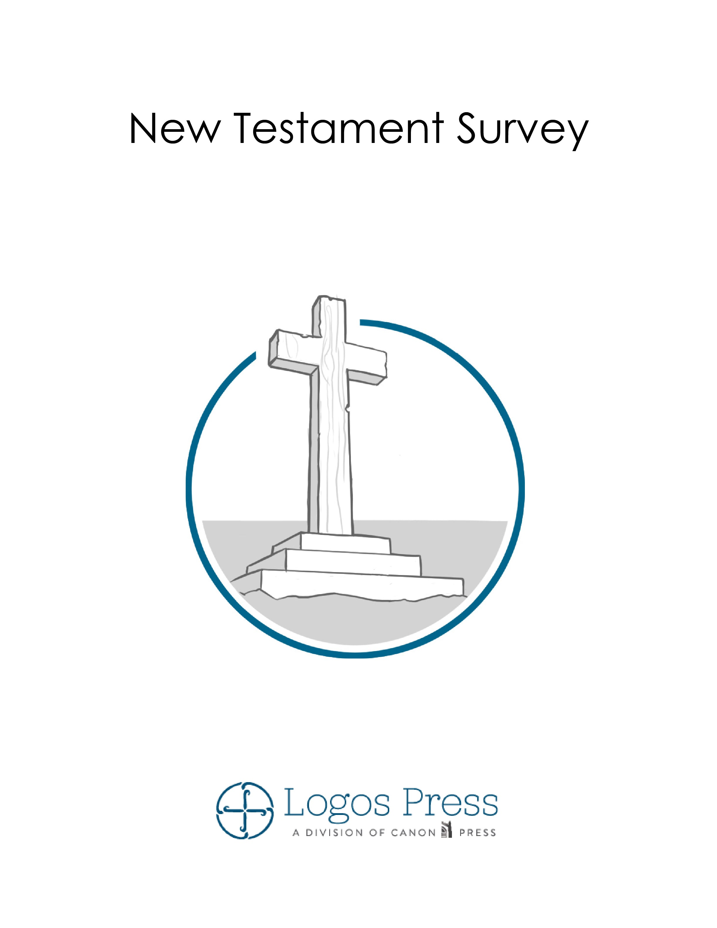New Testament Survey Package
