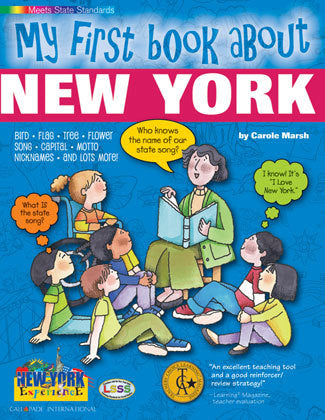 My First Book About New York