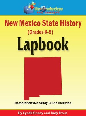 New Mexico History Lapbook (Download)