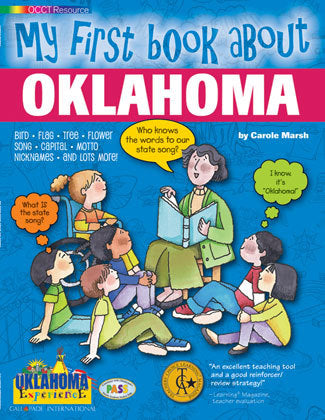 My First Book About Oklahoma