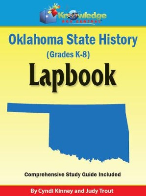Oklahoma History Lapbook (Download)