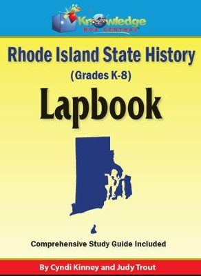 Rhode Island History Lapbook (Download)