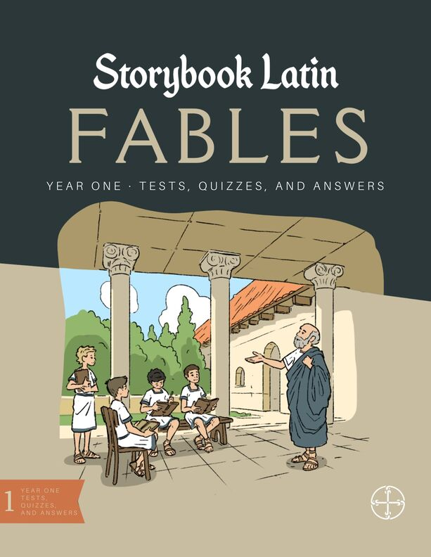 Storybook Latin Year 1 Tests & Quizzes