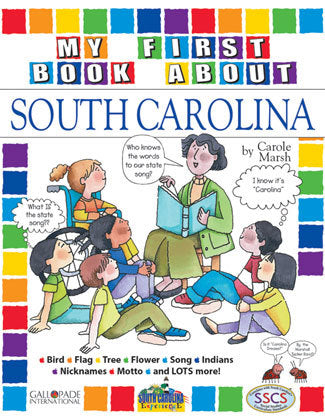 My First Book About South Carolina