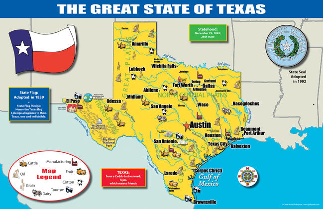 Texas State Book Package