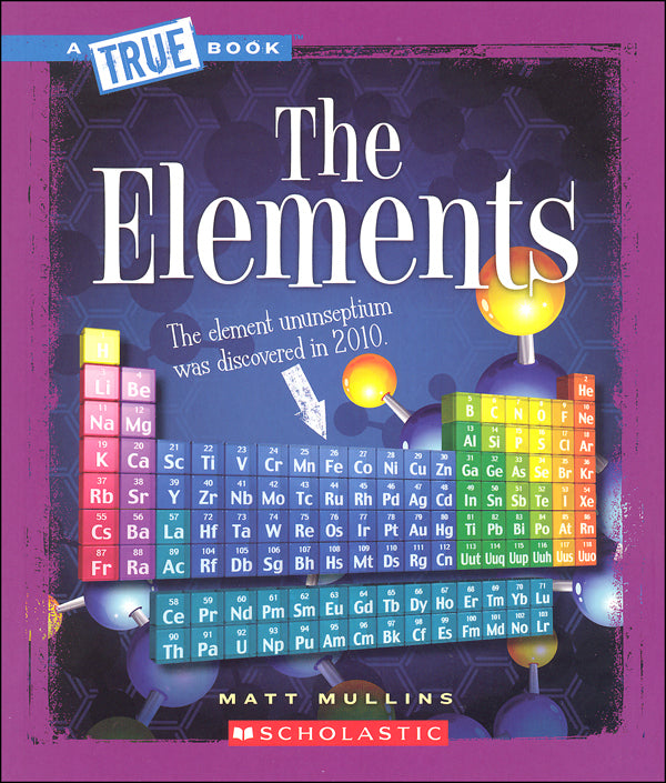True Books: The Elements