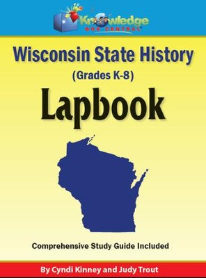 Wisconsin History Lapbook (Download)