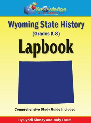 Wyoming History Lapbook (Download)
