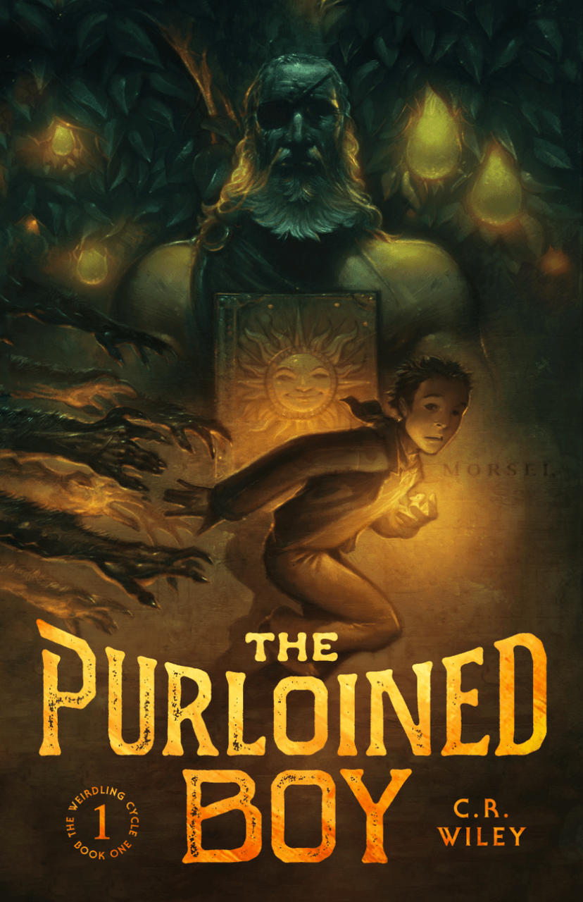 The Purloined Boy (Book 1) PBK