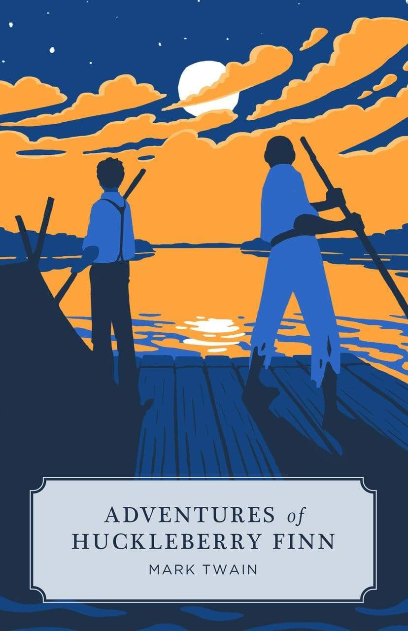 Adventures of Huckleberry Finn (Worldview Edition)