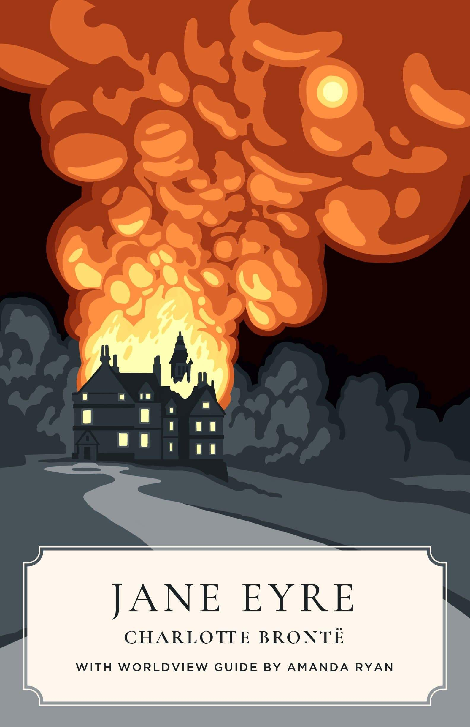 Jane Eyre (Worldview Edition)