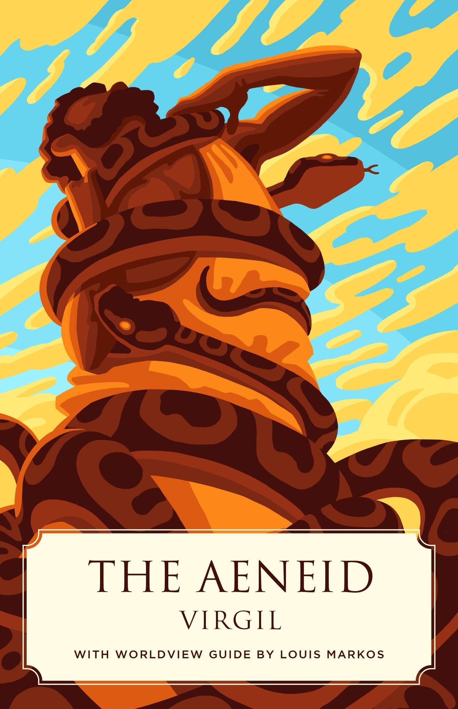 The Aeneid (Worldview Edition)
