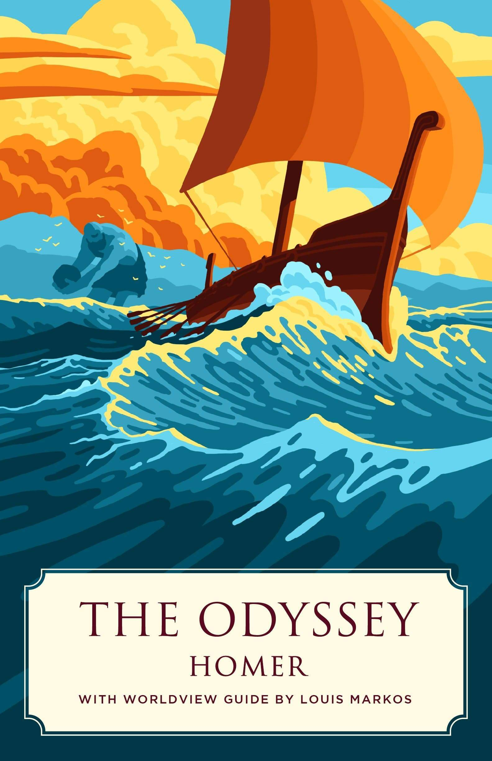 The Odyssey (Worldview Edition)